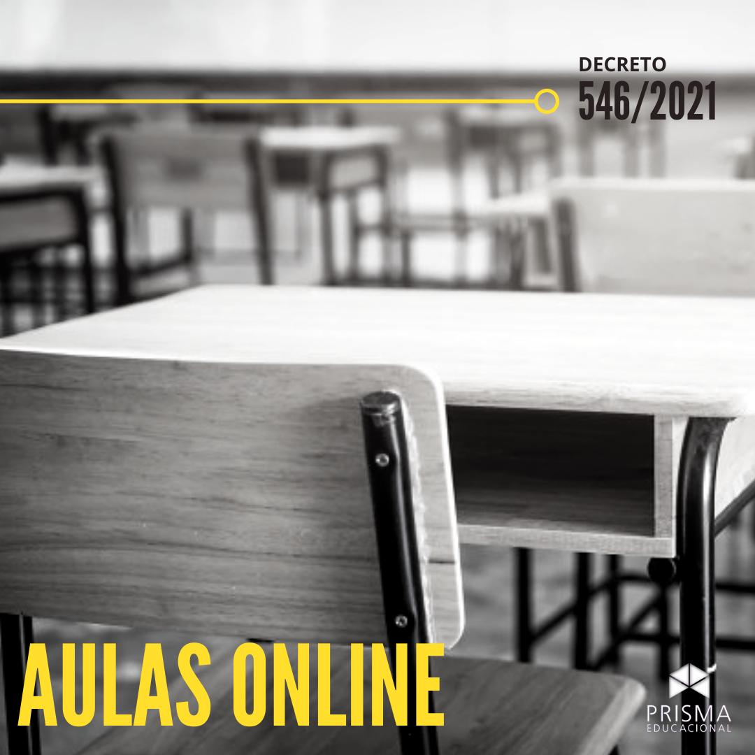 AULAS ONLINE (Turma Presencial)